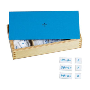 Division, Equations & Differences Box