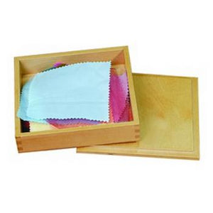 Fabric Box 12 Colours - Wonder Eduquip