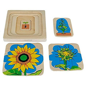 Flower Life Puzzle