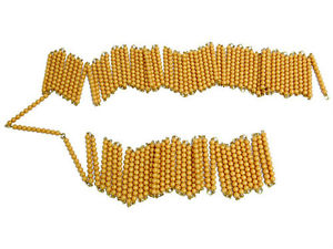 Golden Bead Chains of 1000