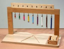 Hanger for Coloured Bead Stair