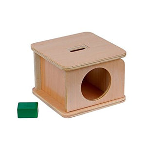 Imbucare Box with Rectangular Prism - Wonder Eduquip