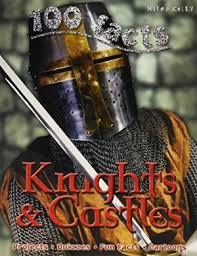 100 Facts : Knights & Castles - Wonder Eduquip