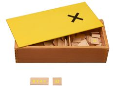 Multiplications, Equations and Products Box
