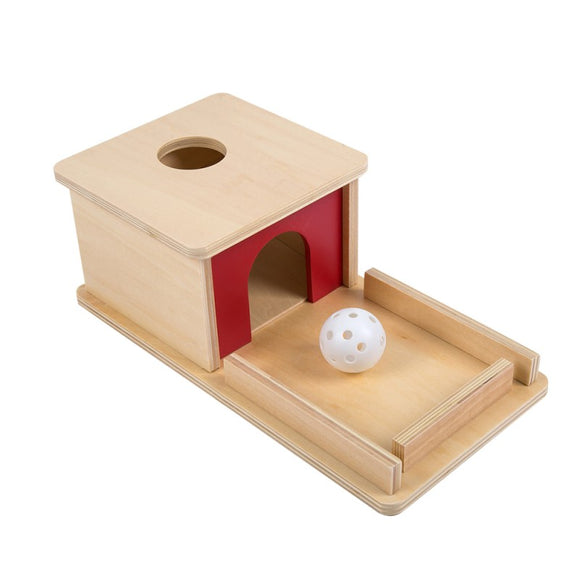 Object Permanence Box with Tray - Wonder Eduquip