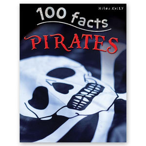 100 Facts : Pirates - Wonder Eduquip
