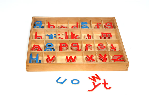 Small Movable Alphabet Lower Case