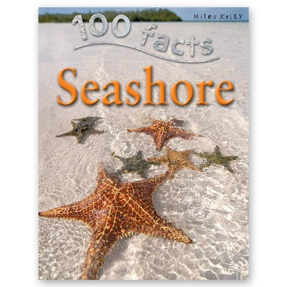 100 Facts : Seashore - Wonder Eduquip