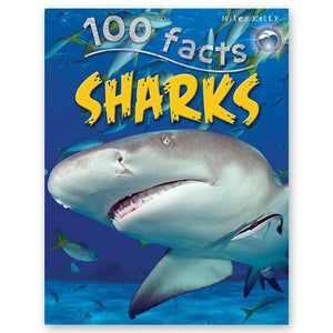 100 Facts : Sharks - Wonder Eduquip