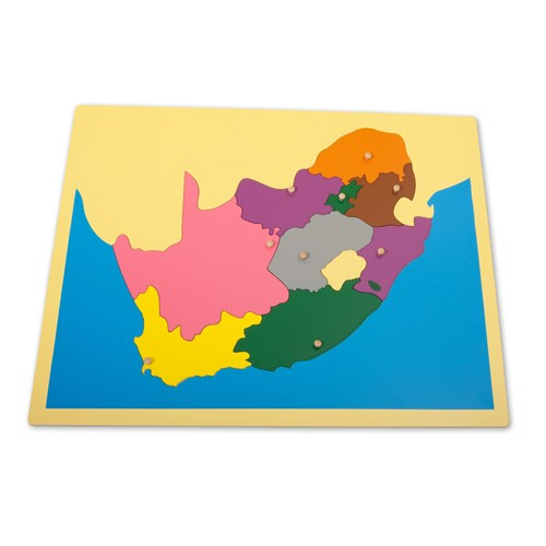 South Africa Puzzle Map - Wonder Eduquip