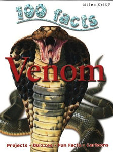 100 Facts : Venom - Wonder Eduquip