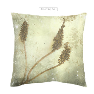 Seed Pods Scatter Cushion