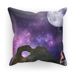 SpaceFireinSpace Sublimation Cushion Cover