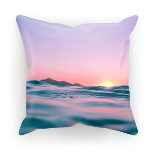 Sunset Sublimation Cushion Cover