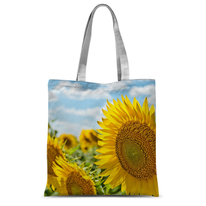 Sunflower Classic Sublimation Tote Bag
