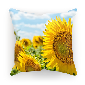 Sunflower Sublimation Cushion Cover