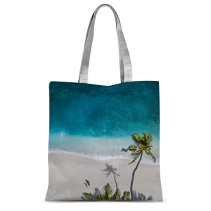 Beach Classic Sublimation Tote Bag