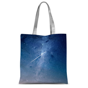 Space Classic Sublimation Tote Bag