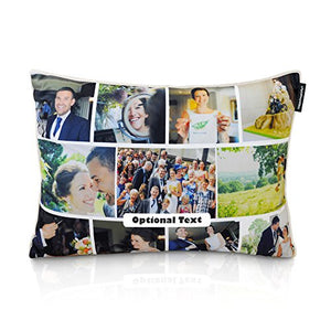 HappySnapGifts Personalised Cushion Photo