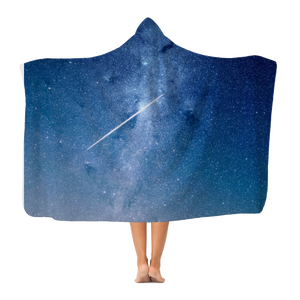 Space Classic Adult Hooded Blanket