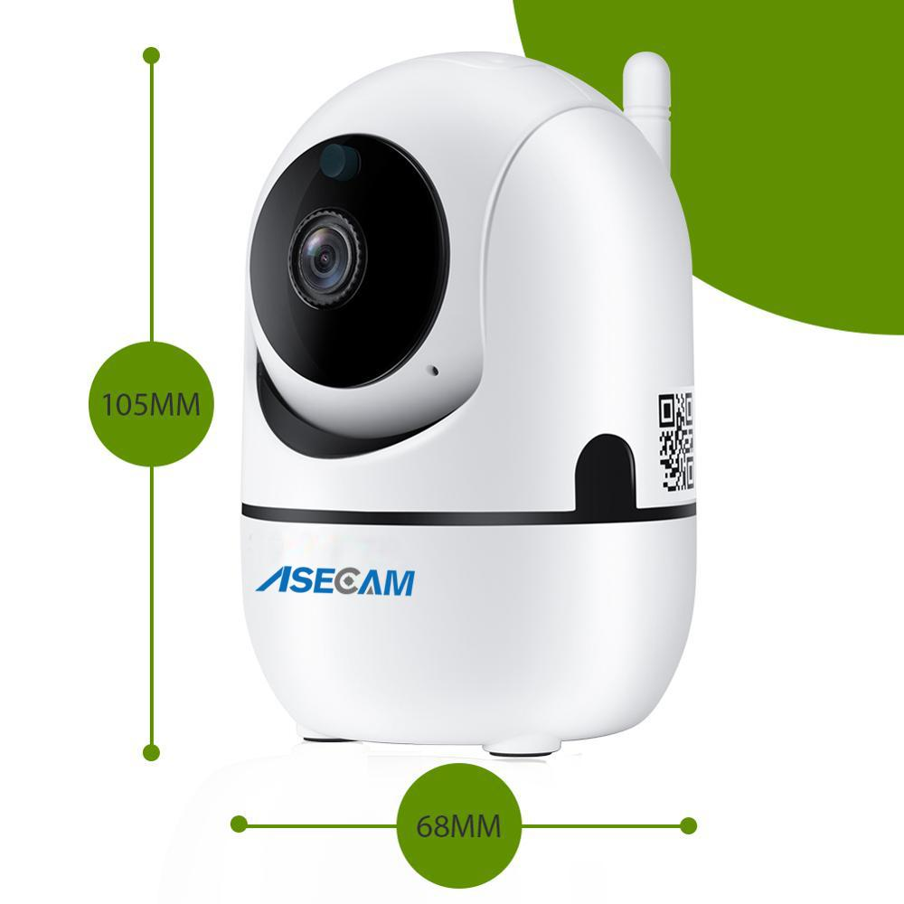 ASECAM Home Security Wifi Camera Motion Detection-camera-Hearts and Gifts