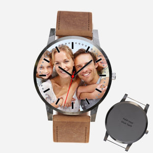 Family Watch-watch-Hearts and Gifts