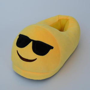Funny Plush Emoji Slippers 13 styles!-emoji-Hearts and Gifts