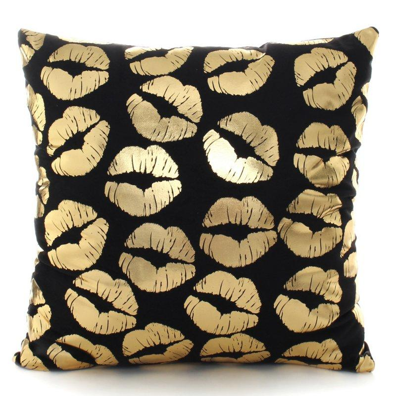HOME GOLD DECORATIVE PILLOWS-Home-Hearts and Gifts
