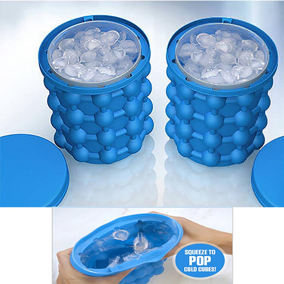 ICE CUBE MAKER GENIE-home-Hearts and Gifts