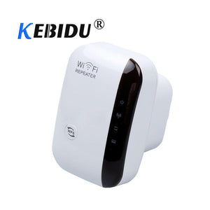 Kebidu 300Mbps Wireless Wifi Repeater-wifi booster-Hearts and Gifts