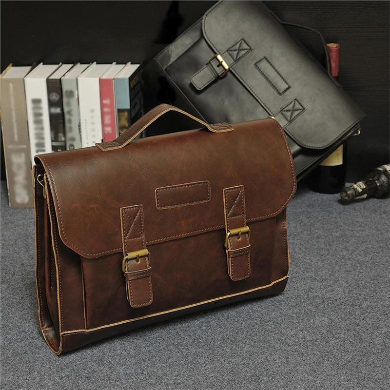 LEATHER LAPTOP BAG-Tech Accessories-Hearts and Gifts