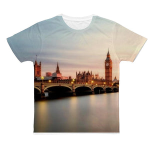 London Classic Sublimation Adult T-Shirt-Apparel-Hearts and Gifts