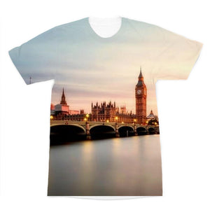 London Premium Sublimation Adult T-Shirt-Apparel-Hearts and Gifts