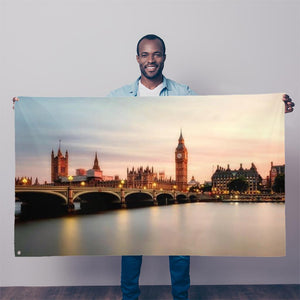 London Sublimation Flag-Wall Decor-Hearts and Gifts