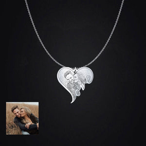 Love Photo Pendant-pendant-Hearts and Gifts