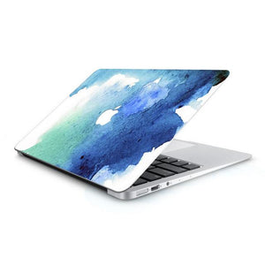 MACBOOK 3D MARBLE SKIN-Hearts and Gifts