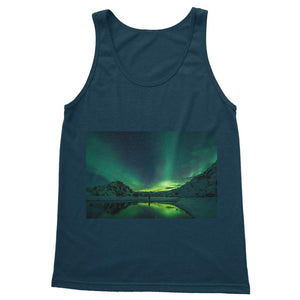 Norther Lights Classic Adult Vest Top-Apparel-Hearts and Gifts