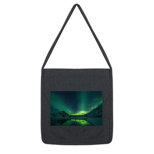Norther Lights Classic Tote Bag-Accessories-Hearts and Gifts