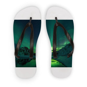 Norther Lights Kids Flip Flops-Accessories-Hearts and Gifts