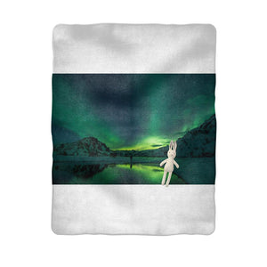 Norther Lights Sublimation Baby Blanket-Homeware-Hearts and Gifts