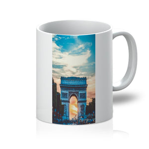 Paris 11oz Mug-Homeware-Hearts and Gifts