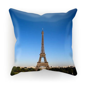 Paris Sublimation Cushion Cover-Homeware-Hearts and Gifts