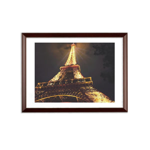 Paris Sublimation Wall Plaque-Homeware-Hearts and Gifts