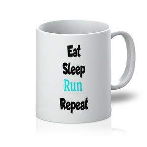Run Mug 11oz Mug-Homeware-Hearts and Gifts