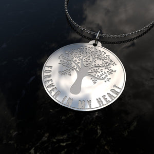 Tree of Life & Forever in My Heart-pendant-Hearts and Gifts
