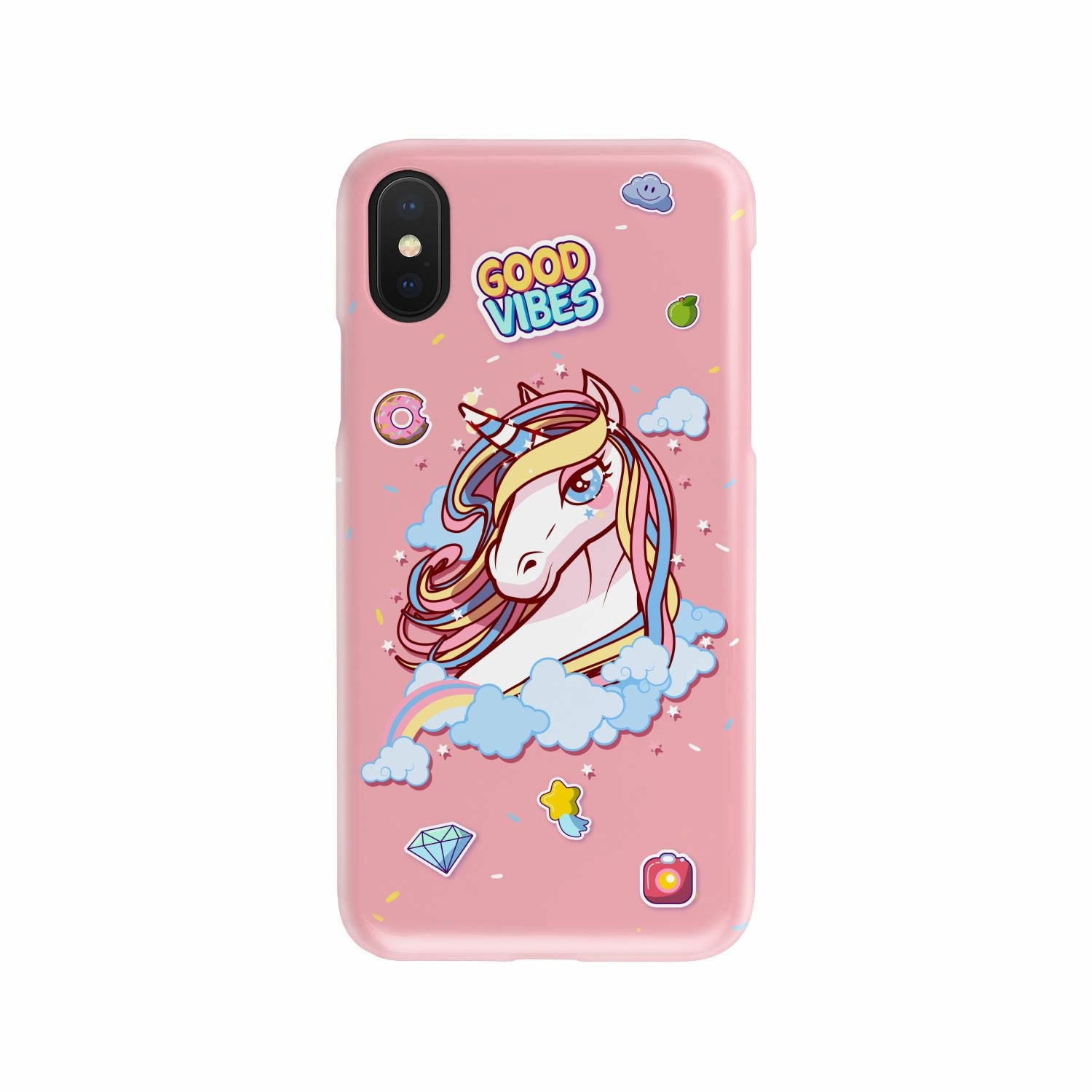 Unicorn-Phone Case-Hearts and Gifts