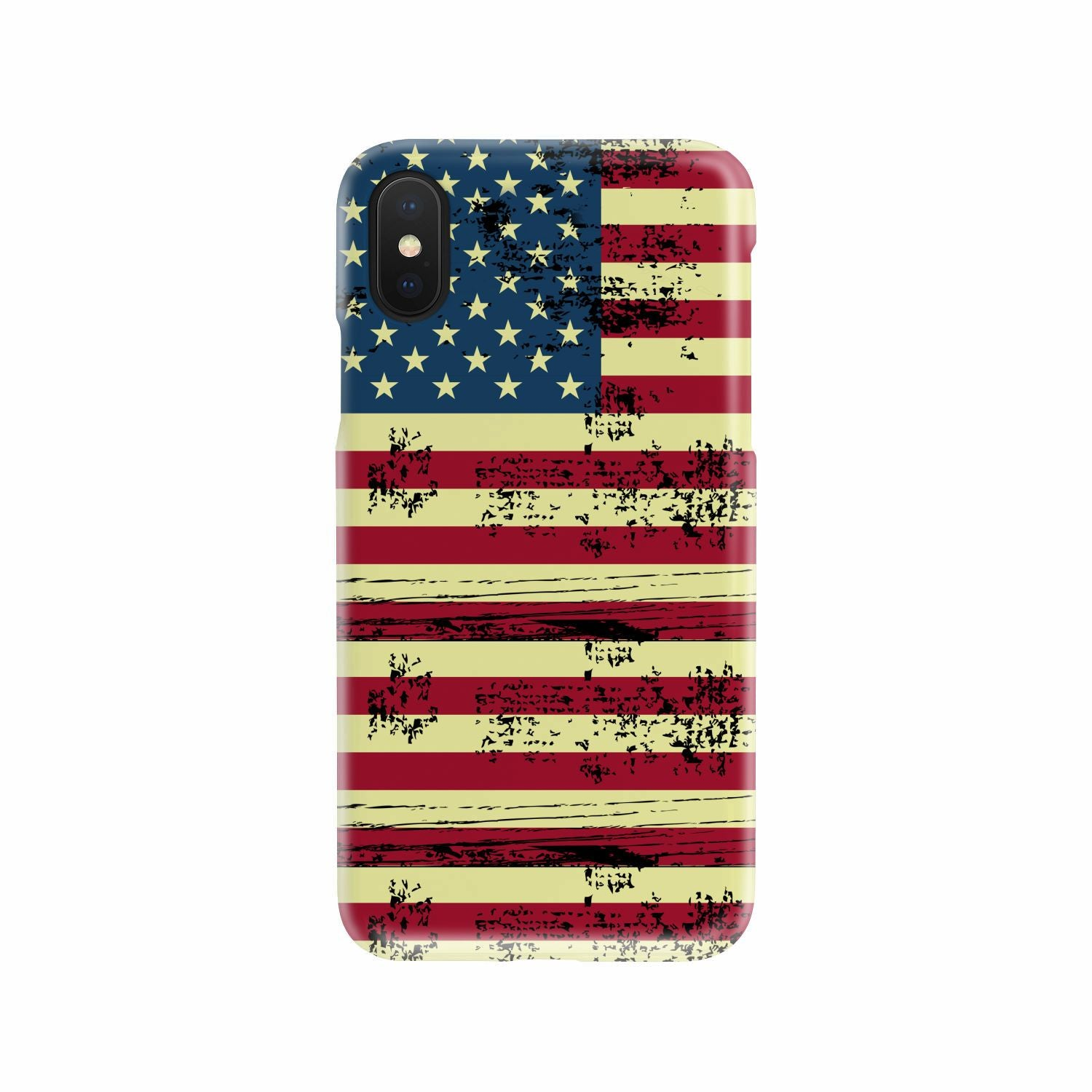 USA Flag - phone cover-Phone Case-Hearts and Gifts