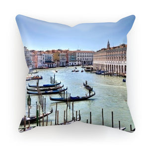 Venice Sublimation Cushion Cover-Homeware-Hearts and Gifts