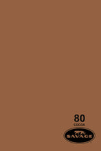 Savage Cocoa #80 Seamless Background Backdrop Paper. Widetone 2.71m x 11m. Free Shipping!