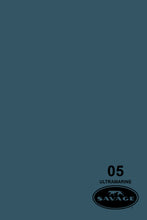 Savage Ultramarine #05 Seamless Background Backdrop Paper. Widetone 2.71m x 11m. Free Shipping!